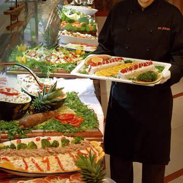 buffet Hotel Volga
