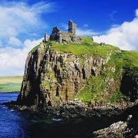 Isle of Skye - Duntulm Castle