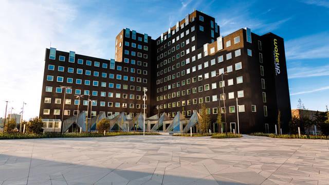 Voorzijde Hotel Wakeup Carsten Niebuhrs Gade