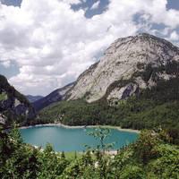 Het meer bij Gosau
