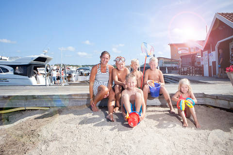 Last minute autovakantie Smaland 🚗️Tanum Strand Vakantiepark