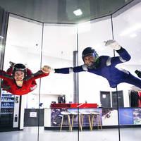Voss Vind - indoor skydiven