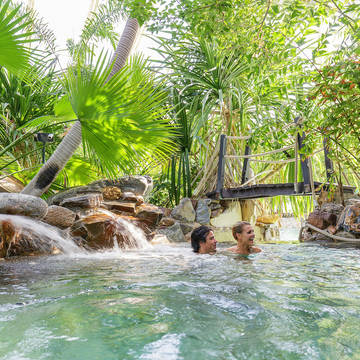 Aqua Mundo Vakantiepark Center Parcs Erperheide