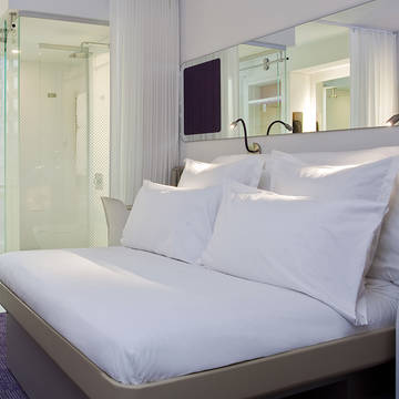 Kamer (Double Cabin-Premium View) Hotel Yotel New York Times Square