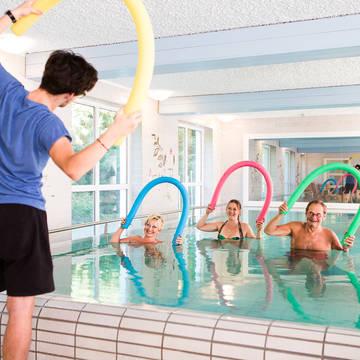 Sportactiviteit AktiVital Hotel