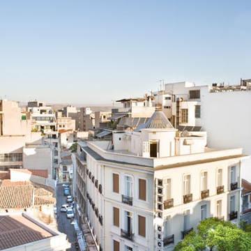 Cecil Hotel, Athene Hotel Cecil