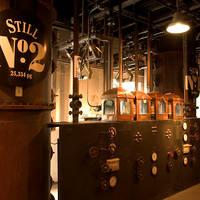 Jack Daniels distilleerderij