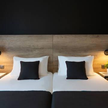 Voorbeeld standaard kamer be.HOTEL