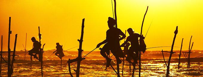 Verre reizen Sri Lanka