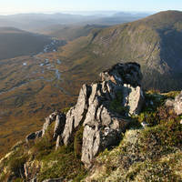 Cairngorm Mountains - Devils Point