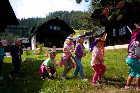 Goedkope autovakantie Karinthie 🚗️Vakantiepark Kirchleitn Dorf Kleinwild