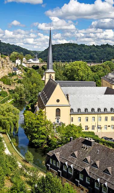 13-daagse riviercruise met mps Poseidon Over de Rijn en Moezel naar Luxemburg