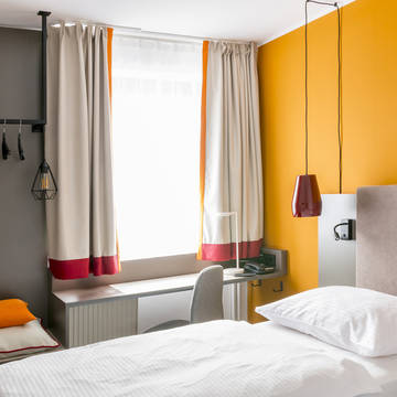 Kamer Hotel Vienna House Easy Cracow