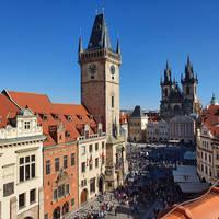 Het Oude Stadsplein, op ca. 8 minuten (700 m.) van uw hotel!