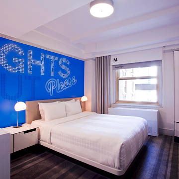 Voorbeeld kamer Hotel ROW NYC at Times Square