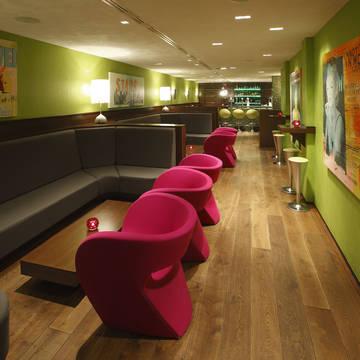 NH Veluwe Sparrenhorst - Lounge Hotel NH Veluwe Sparrenhorst