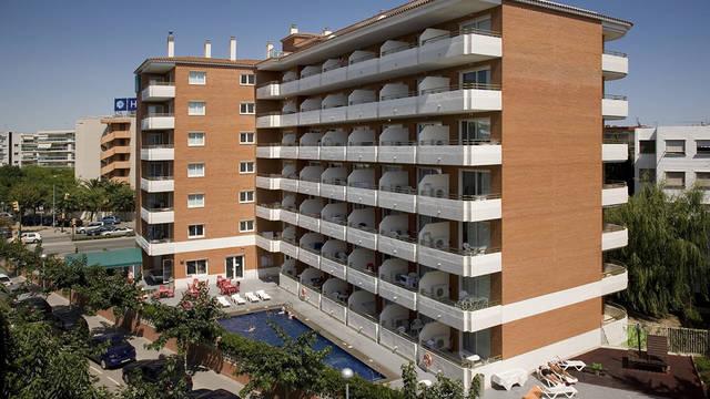 Gebouw Appartementen Les Dalies
