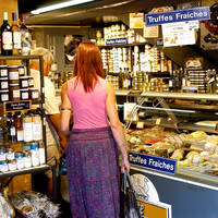 Markt Sarlat