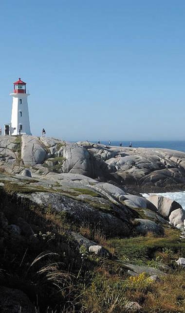 14-daagse groepsrondreis inclusief vliegreis Atlantic Maritimes Tour
