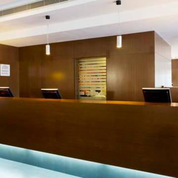 Receptie Hotel Holiday Inn Express Bcn City 22@