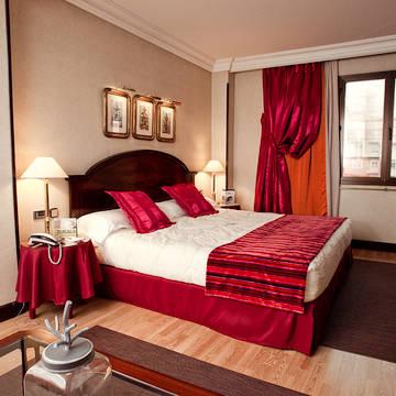 Kamer Gran Hotel Conde Duque