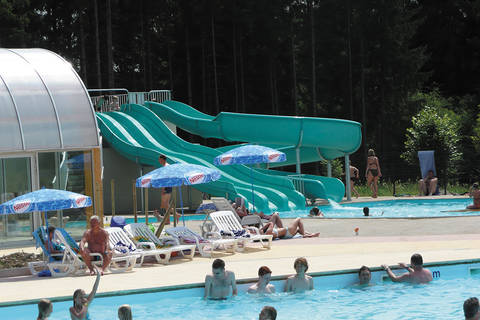Last minute vakantiepark Franche-Comté 🏕️Camping Le Fayolan