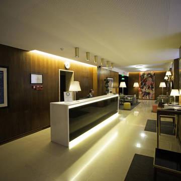 Receptie Hotel Miraparque