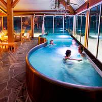 Aurora Spa zwembad