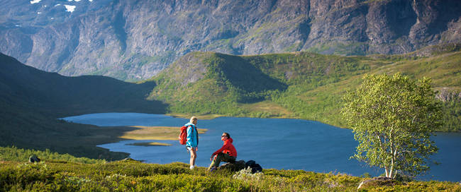 Wandelen Jotunheimen - Foto: CH