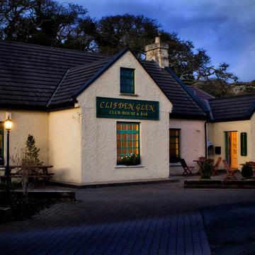 Clubhuis Clifden Glen Vakantiewoningen