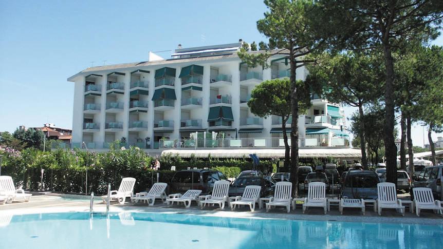 Voorbeeld accommodatie Appartementen Lido di Jesolo