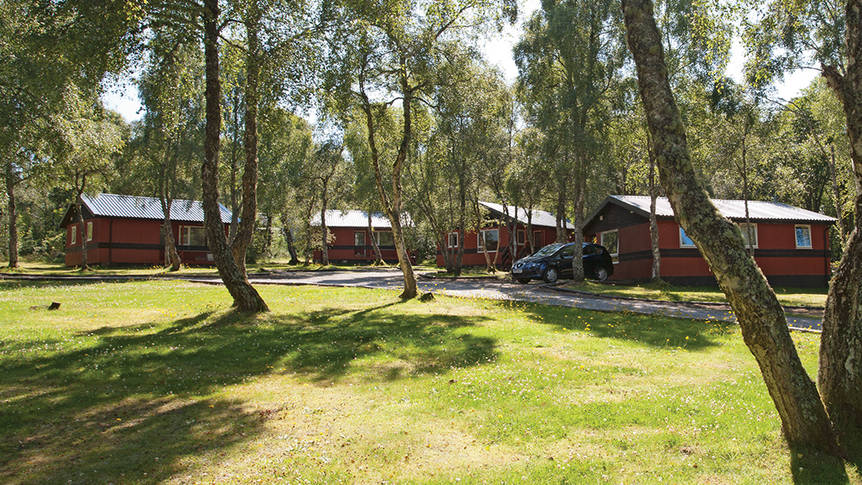 Exterieur Kiltarlity Lodges
