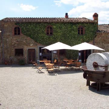 borgo (2) Appartementen Borgo Castelvecchi