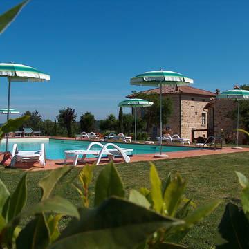 Zwembad Appartementen Borgo Il Villino