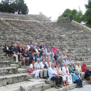 Groepsfoto Klassiek Griekenland