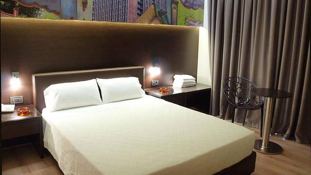 Gerenoveerde kamer Hotel Athens City