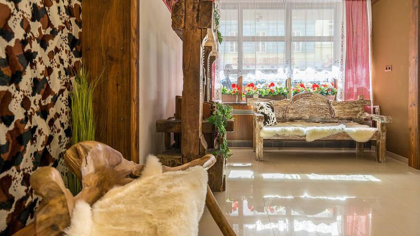 Lobby Arthotel Ana Enzian