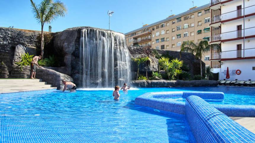 Zwembad Hotel Papi
