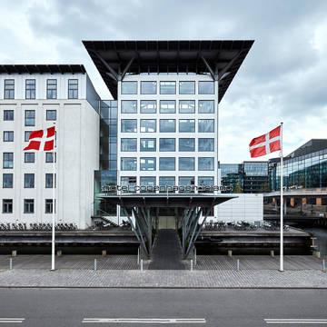 Exterieur Hotel Copenhagen Island