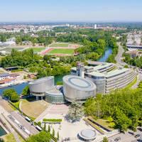 Straatsburg - Europees Parlement