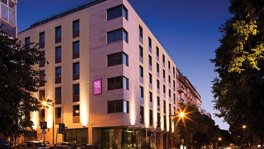 Exterieur Hotel Neya Lisboa