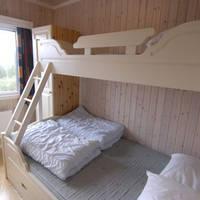 5-kamerappartement, slaapkamer voorbeeld