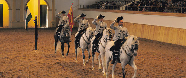 Jerez - rijschool