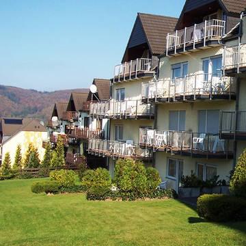 Exterieur zomer Gemünder Vakantiepark Salzberg