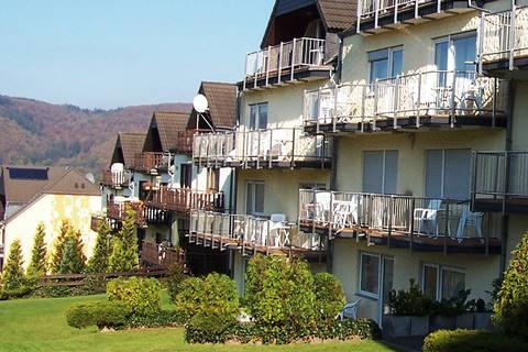 Korting autovakantie Eifel 🚗️Gemünder Vakantiepark Salzberg