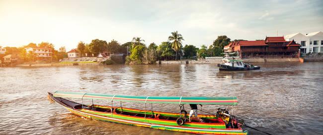 Bangkok Klong boottocht