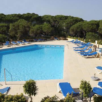 Zwembad Hotel Aromar