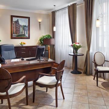 Lobby Hotel Bonum