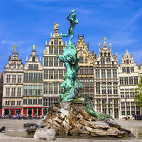 8 daagse riviercruise met mps Poseidon Nederland, Gent Antwerpen