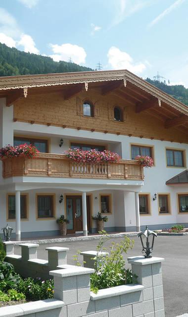 Appartementen Landhaus Kupfner